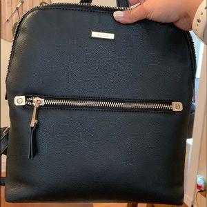 ALDO backpack purse black